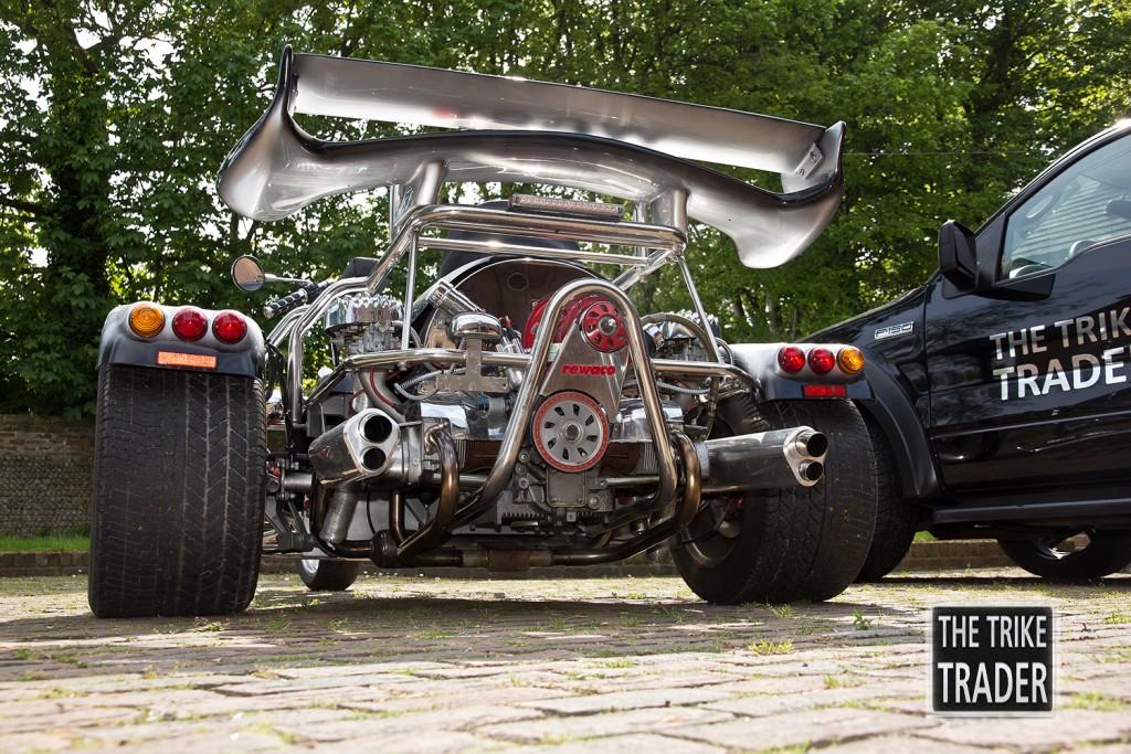 McLaren west style trike Rewaco HS4 2005 1800cc