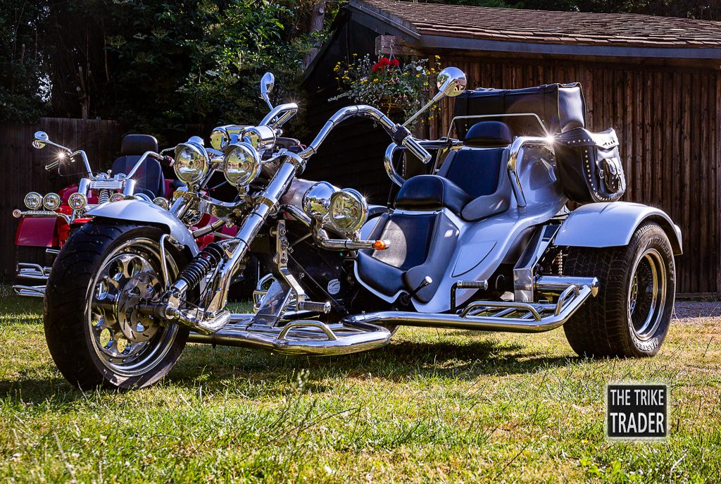Boom trike low rider 2007 VW 1600cc fuel injection