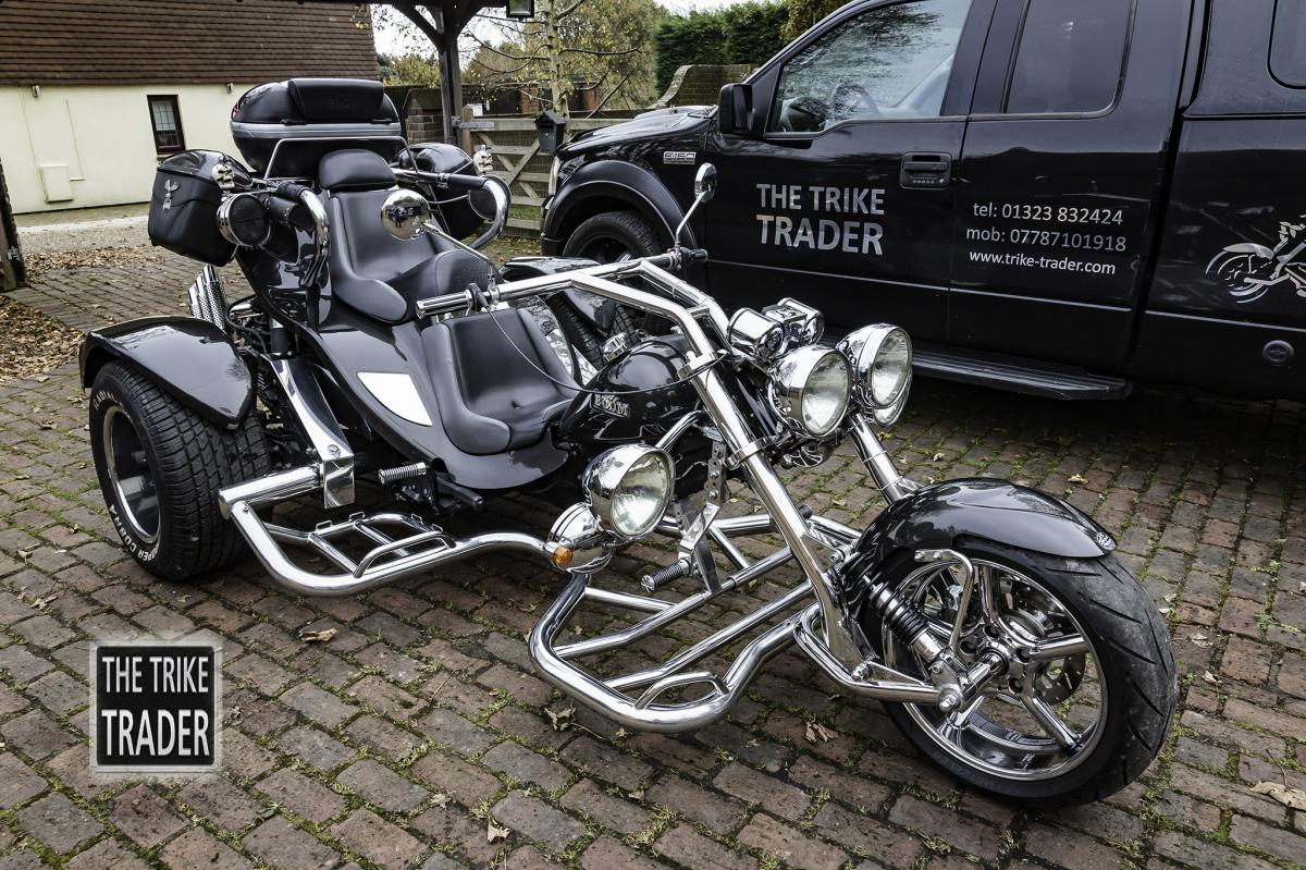 Boom Trike Dragster chopper 1.8 fuel injection 2010