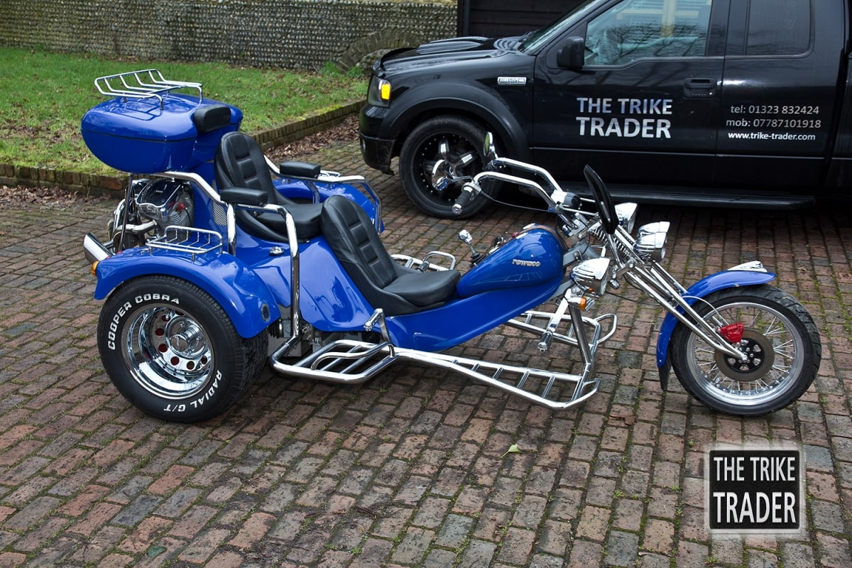 Rewaco Trike HS6 V-Twin 2002