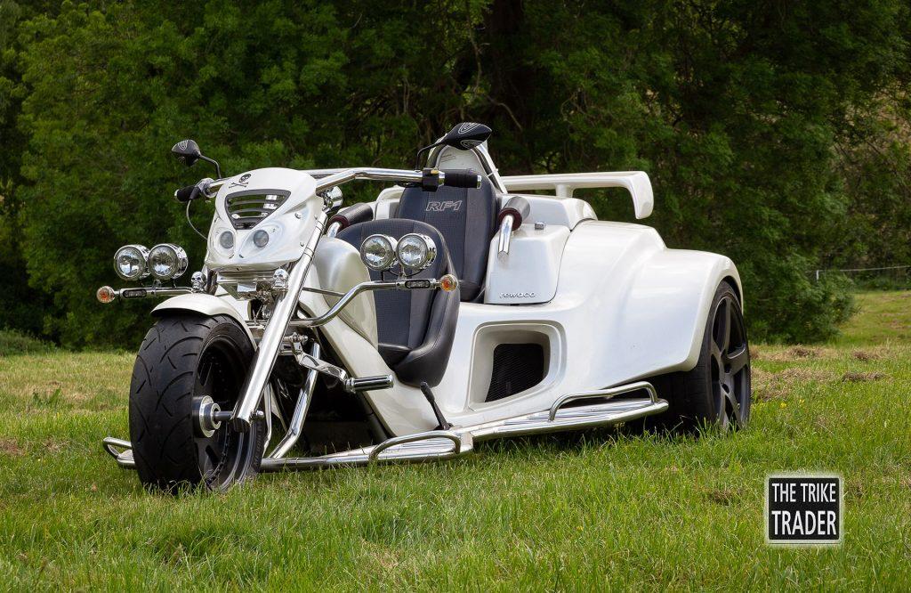 Rewaco Trike RF1-GT 2006 Pearlescent white