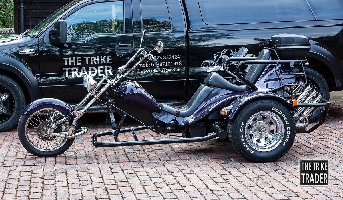 Wolf Traveller Trike 1600cc