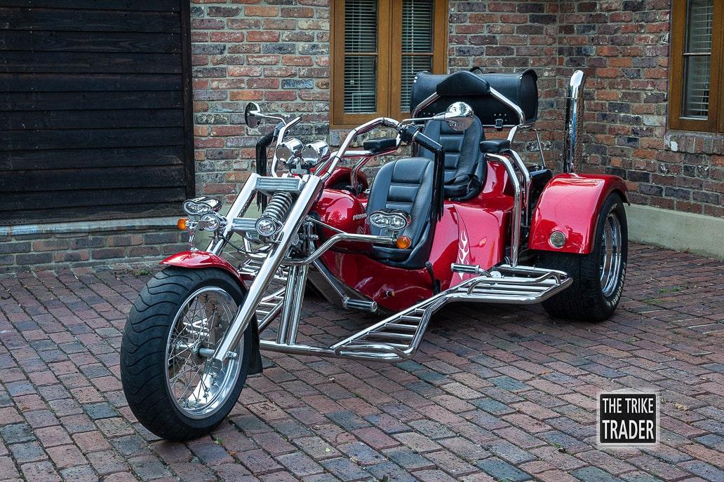 Rewaco Trike HS4 1600cc 2005