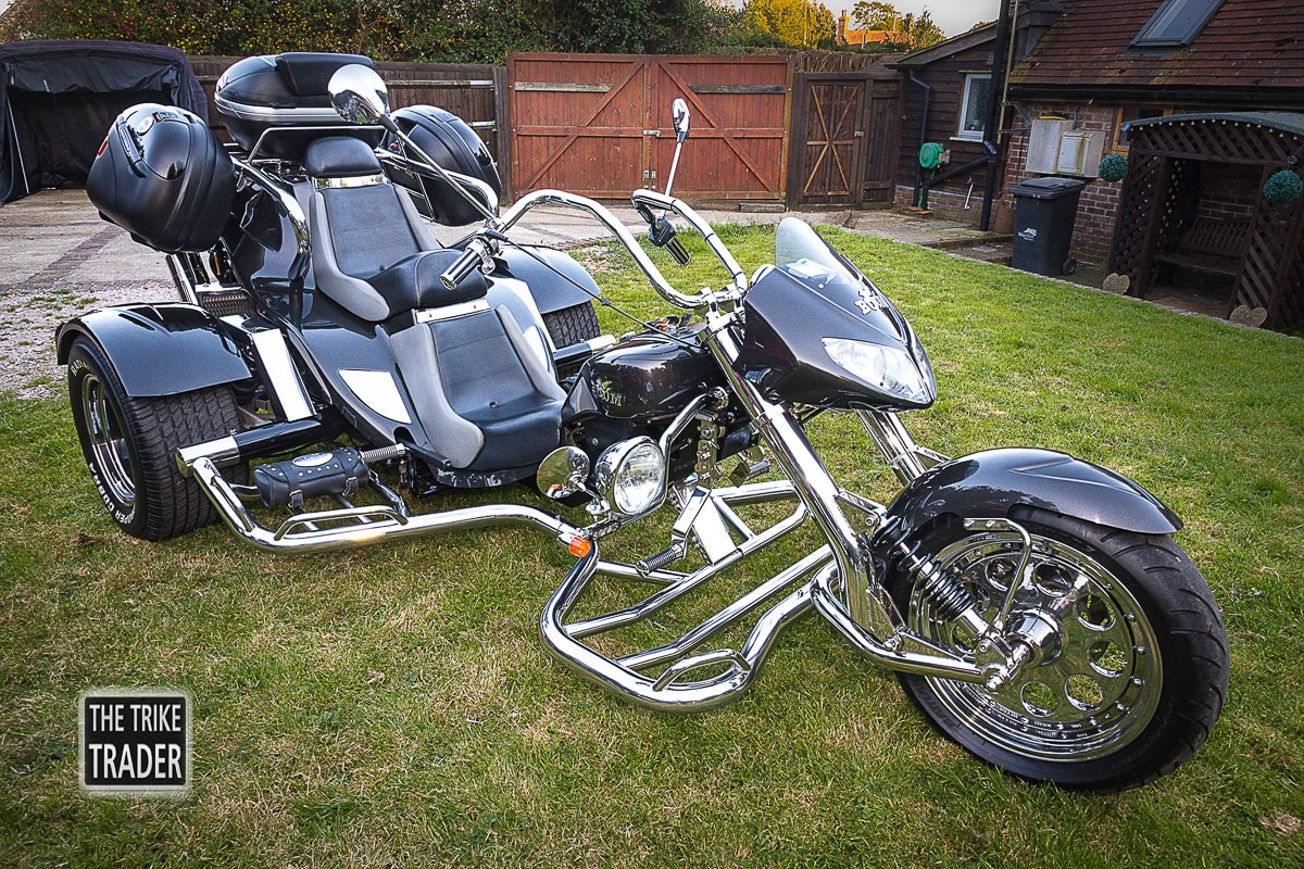 Boom Trike Low Rider Muscle 1.6L Ford Zetec 2006