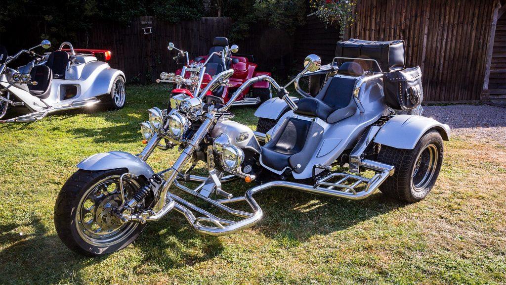 Boom Trike low rider 2007