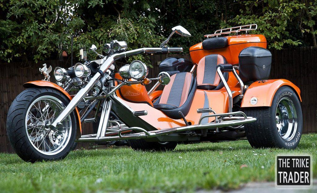 Rewaco Trike FX1 2008