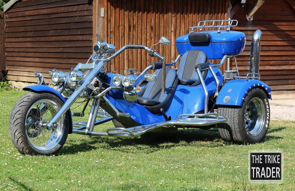 Rewaco trike FX1 2007