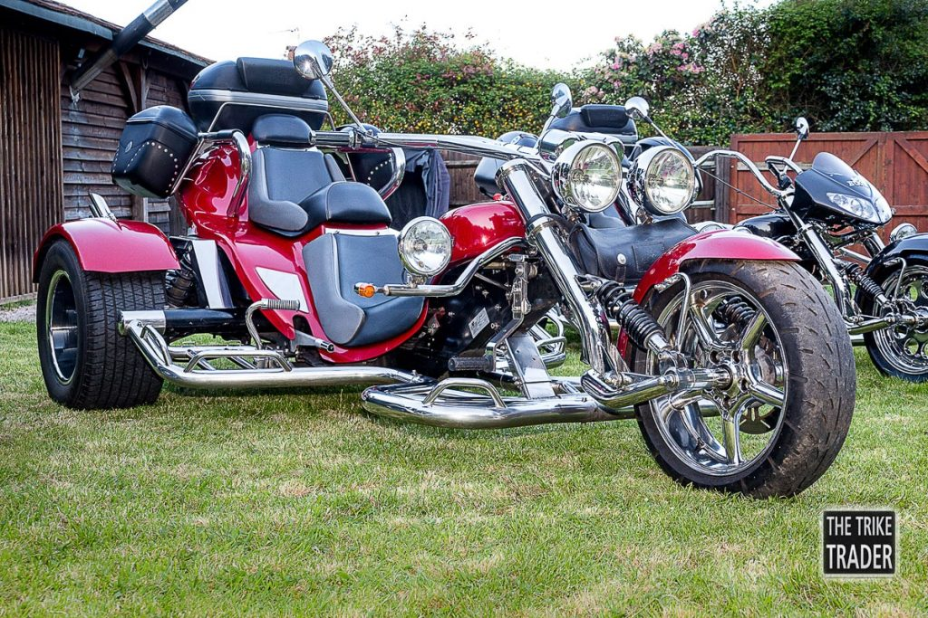 Boom Trike Low Rider 2008 1600cc