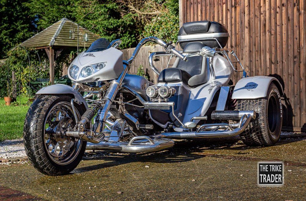 Boom Trike Low Rider 2007 1600cc