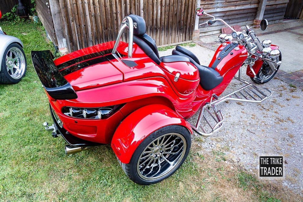 Rewaco Trike RF1-LT2 2016 AMT
