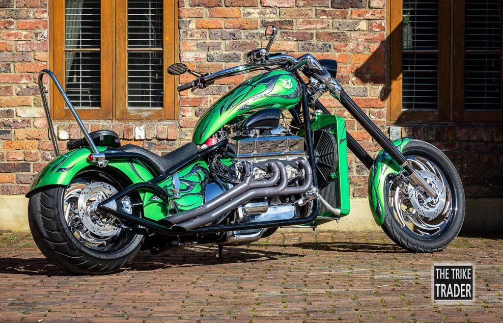 V8 CHOPPER Bike 5.7 L