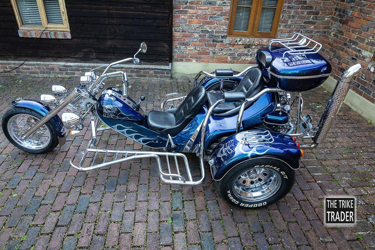 Rewaco Trike HS4 2005 1800cc