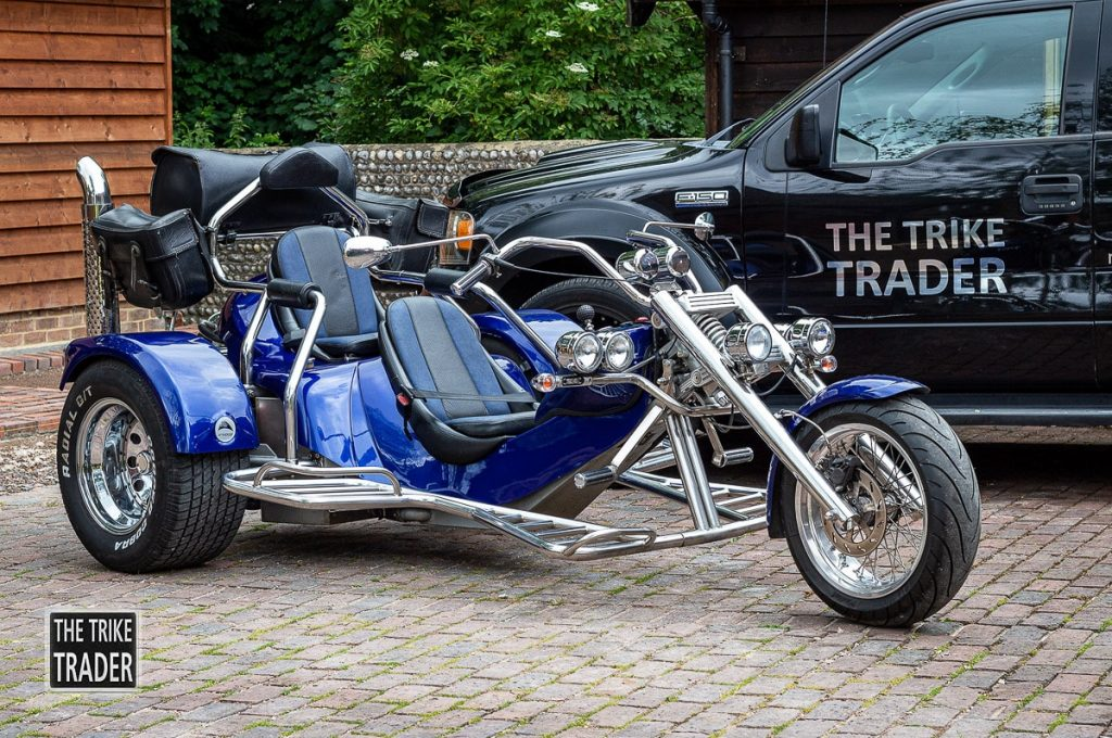 Rewaco Trike FX4 2006 Chopper