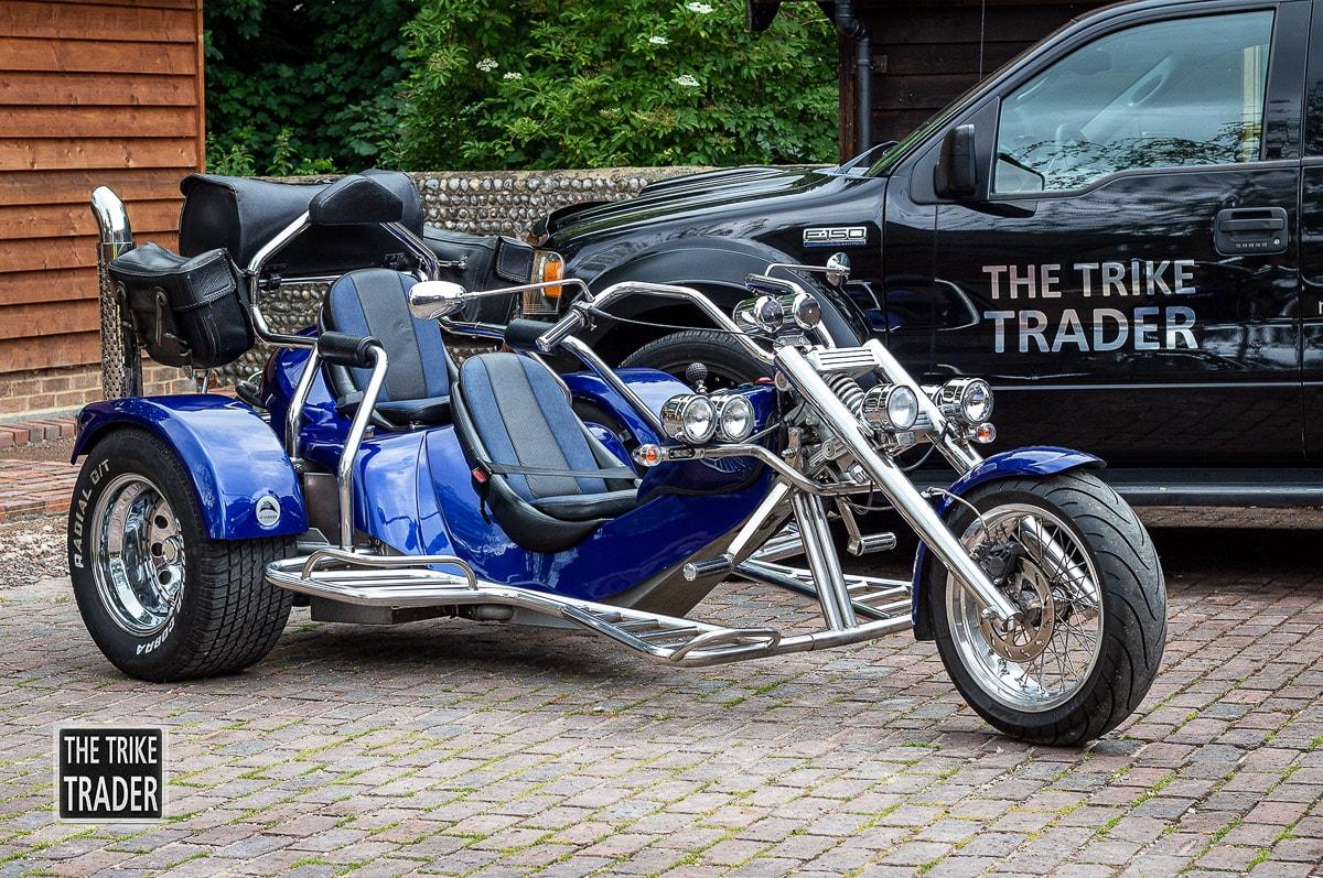 Rewaco Trike FX4 2006 Chopper