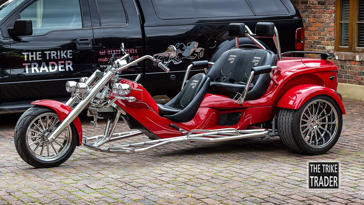 Rewaco Trike RF1-ST3 2016