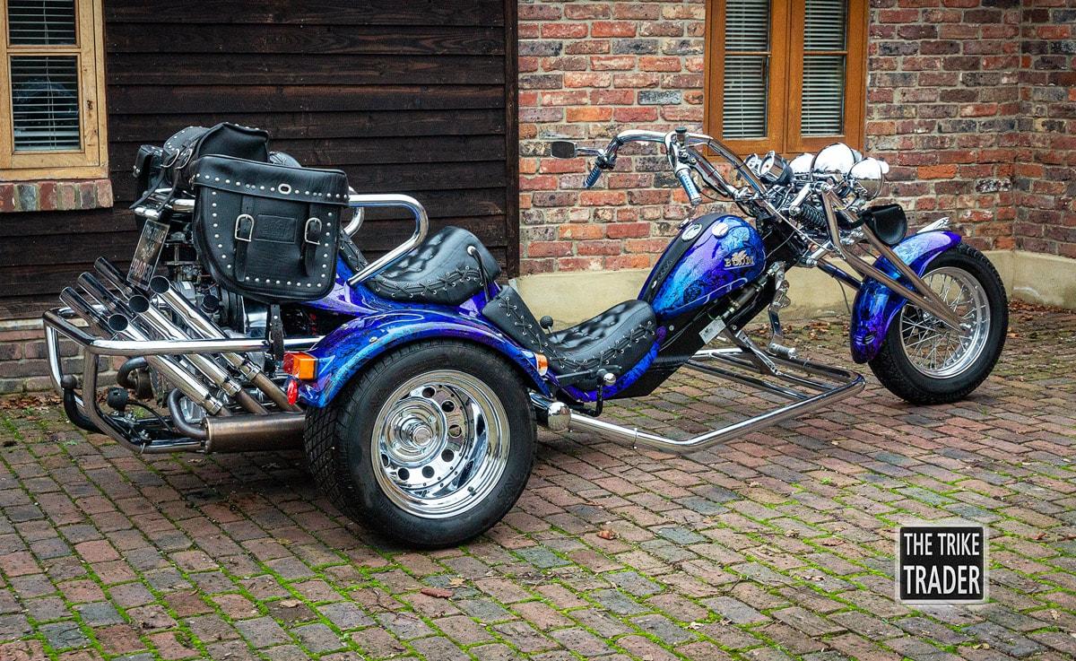 Boom Trike Low Rider 1600cc 1997