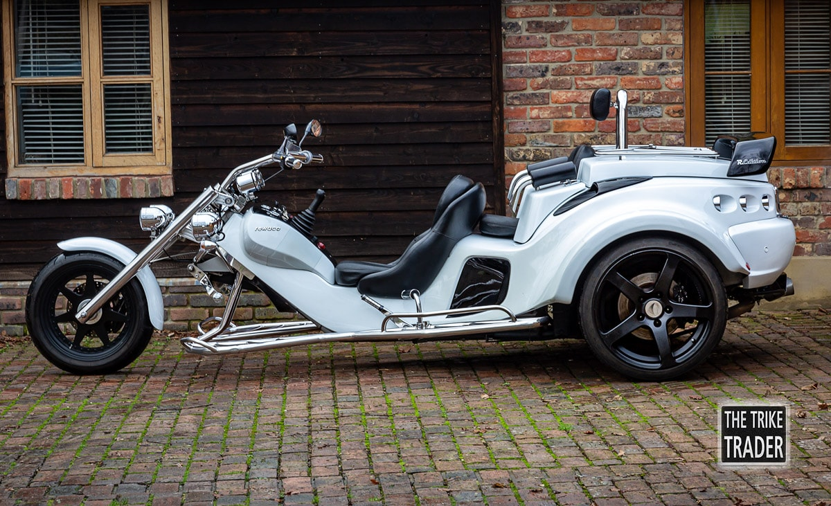 Rewaco Trike RF1-GTR Turbo 2010