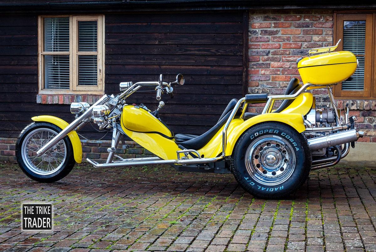 Rewaco Trike FX1 1800cc fuel injection