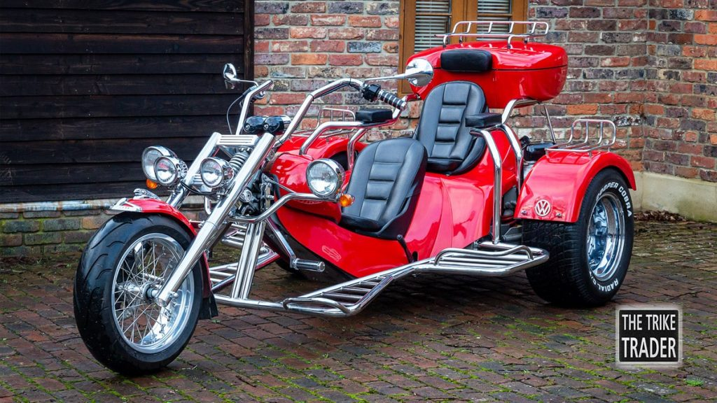 Rewaco Trike HS4 2003 1800cc