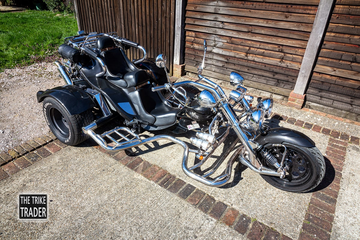 Boom Trike Low Rider Muscle 2007