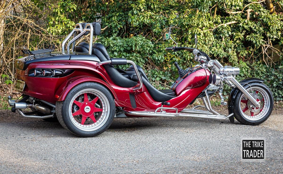 Rewaco Trike RF1-LT3 Turbo 2010