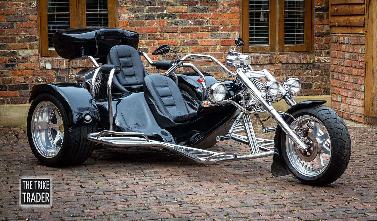 Rewaco Trike HS6 V-Twin 2005