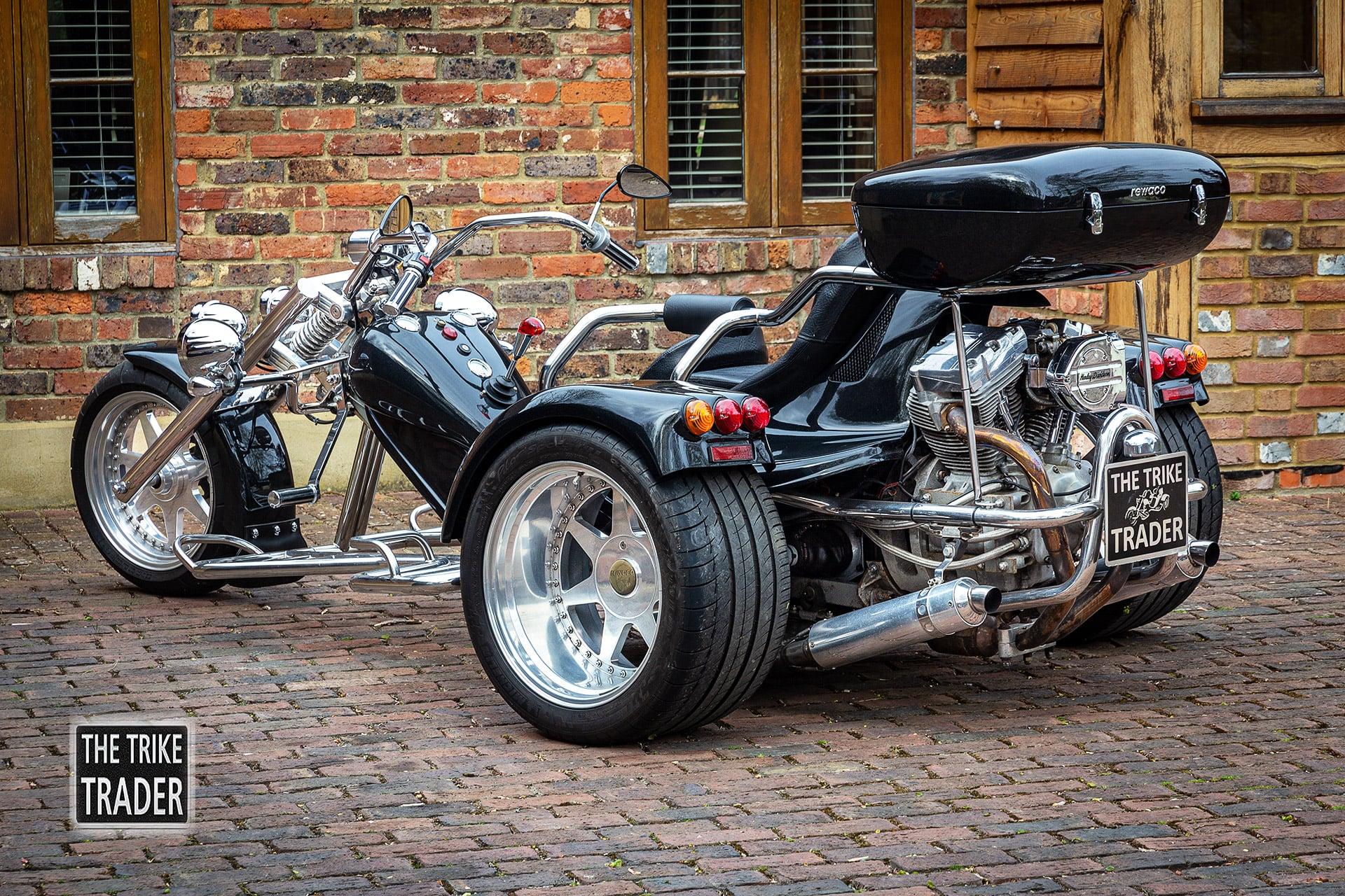 Rewaco Trike HS6 HD V-Twin 2005