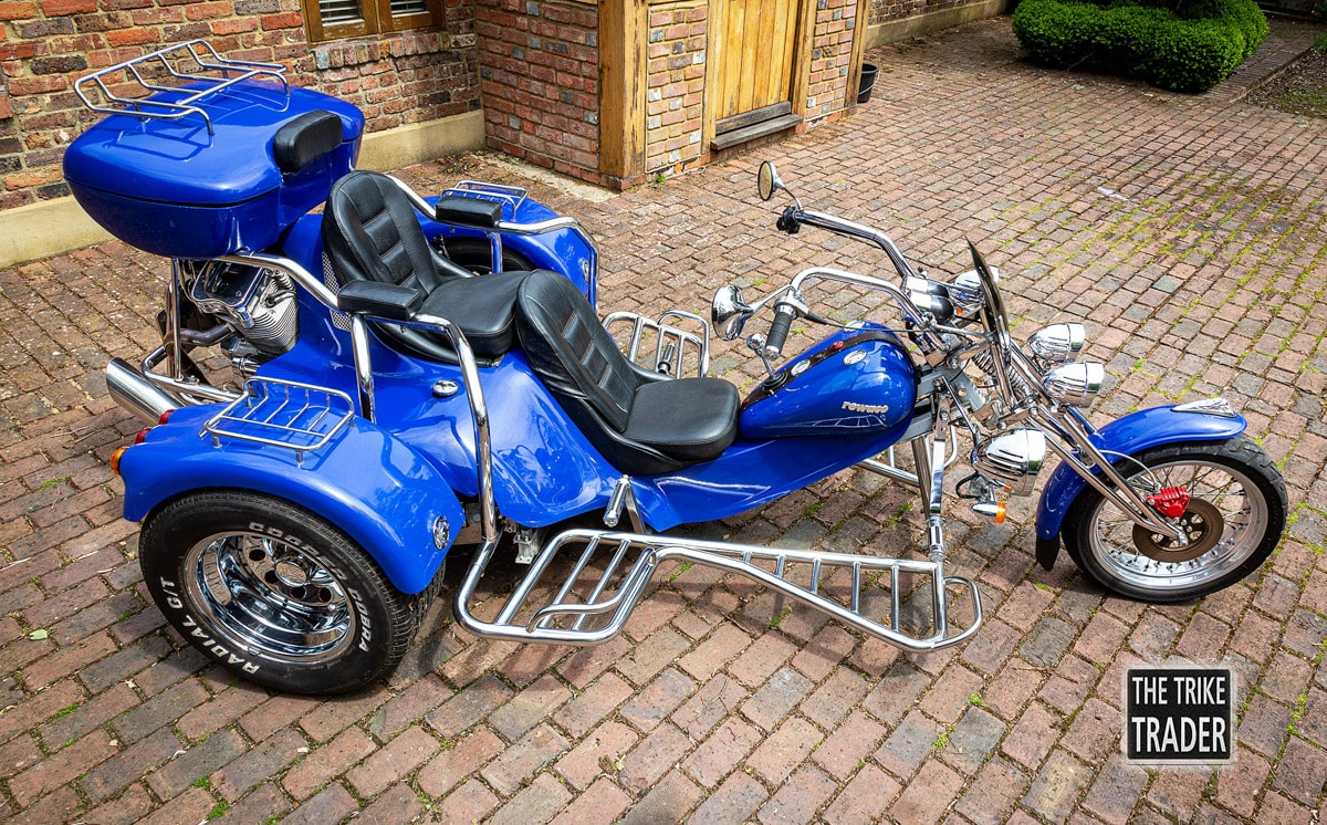 Rewaco Trike HS6 V-Twin 2002