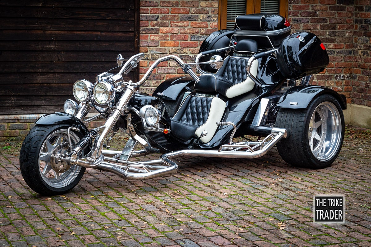 Boom Trike Low Rider muscle 2008
