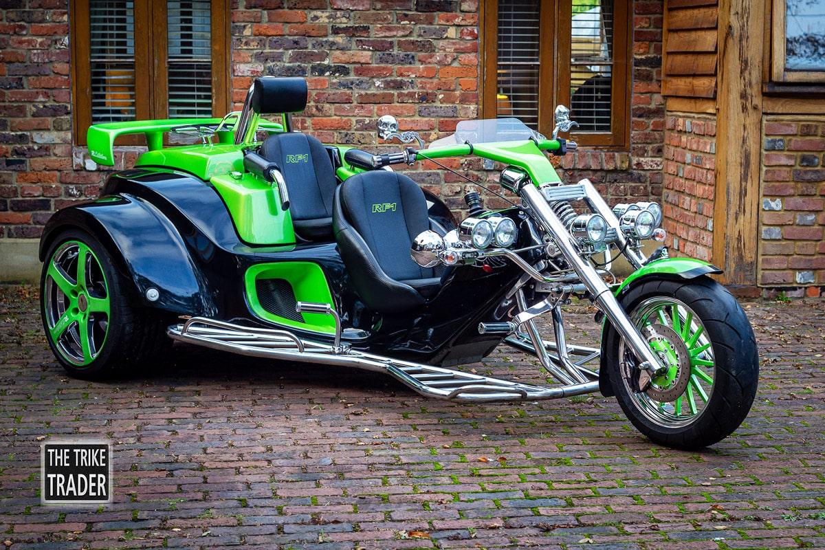 Rewaco Trike RF1-GTR R Edition 2012